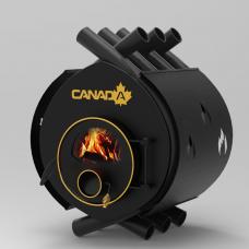 Булерьян «Canada» classic «ОO» c термостойким стеклом «SCHOTT ROBAX» и защитный кожух