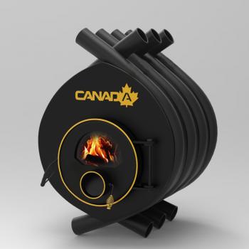 Булерьян «Canada» classic «ОO» c термостойким стеклом «SCHOTT ROBAX»