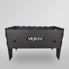 Мангал Vesuvi «Camping» 3 mm