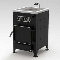 Котел твердотопливный  с варочной поверхностью 12 кВт «Vesuvi»