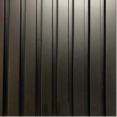 Стеновая панель PR03771 723 -  Чорный шелк (мат)