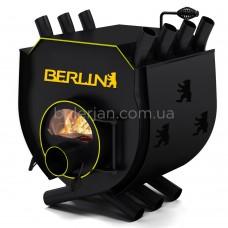 Булерьян Berlin с варочной поверхностью 01 c термостойким стеклом SCHOTT ROBAX и защитный кожух