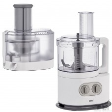 Кухонный комбайн Braun FP 5160 White