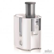 Соковыжималка Braun J500 White