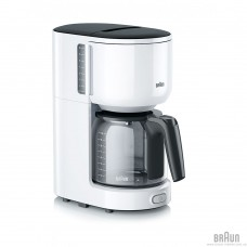 Капельная кофеварка Braun KF 3120 WH