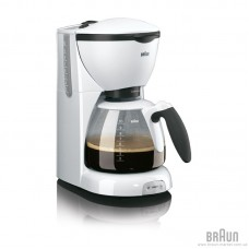 Капельная кофеварка Braun KF 520/1 WH