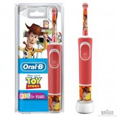Зубная щетка Braun Oral-B Kids Toy Story D100