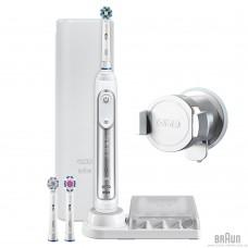 Зубная щетка Braun Oral-B Genius 8000 White (D701.535.5 XC)
