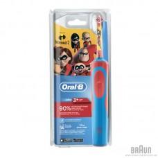 Зубная щетка Braun Oral-B Kids Incredibles 2 D12.513K