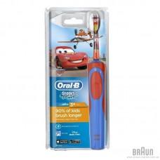 Зубная щетка Braun Oral-B Kids Cars D12.513K