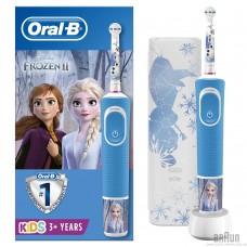 Зубная щетка Braun Oral-B Kids Frozen 2 D100.413.2KX