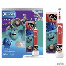 Зубная щетка Braun Oral-B Kids Pixar D100.413.2KX