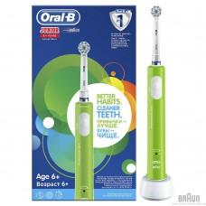 Зубная щетка Braun Oral-B Junior Sensi Ultrathin D16.513.1