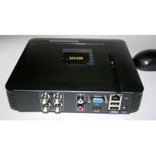 Видеорегистратор MHK-A1004N 4CH AHD