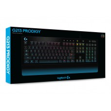 Клавиатура проводная Logitech G213 Prodigy USB