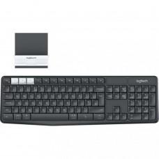 Клавиатура беспроводная Logitech K375s Multi-Device Keyboard