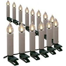 Гирлянда - свеча 32 шт