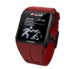 Спортивные часы Polar V800 red