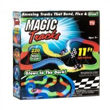 Игрушка Гоночный трек Magic Tracks на 220 деталей