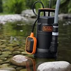 Насос погружной для чистой воды BLACK+ DECKER BXUP250PCE