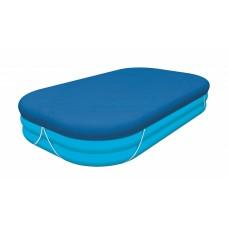 Тент Bestway 58108 для прямоугольных надувных бассейнов 340х230 см