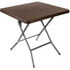 Стол Vanage VG 0239 квадратный садовый столик Optic пластиковый