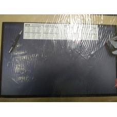 Коврик для рабочего стола 68х44 см (черный)