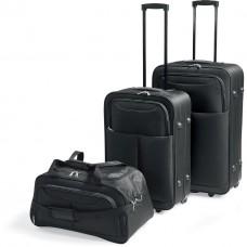 Набор из 3 дорожных сумок Spirit of Сolours черные