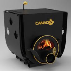 Булерьян «Canada» с варочной поверхностью «00» c термостойким стеклом «SCHOTT ROBAX» и защитный кожух